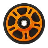 PPD OEM IDLER WHEEL ARCTIC CAT WOODY'S ORANGE 7.125""