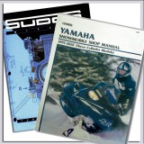 SERVICE MANUAL - YAMAHA (84-89)