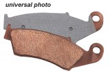 WILDBOAR BRAKE SHOES SEMI METALIC