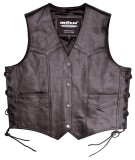 MOSSI MENS LACE UP VEST