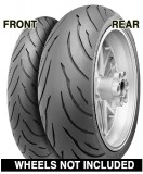 CONTINENTAL 120/70 ZR 17 M/C (58W) TL FRONT MOTION