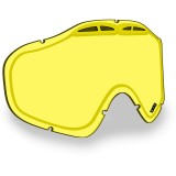 509 SINISTER X5 IGNITE REPLACEMENT LENS: YELLOW TINT  (HEATED)